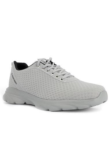 Slazenger Slazenger Alive Koşu & Yürüyüş Erkek Ayakkabı  Gri